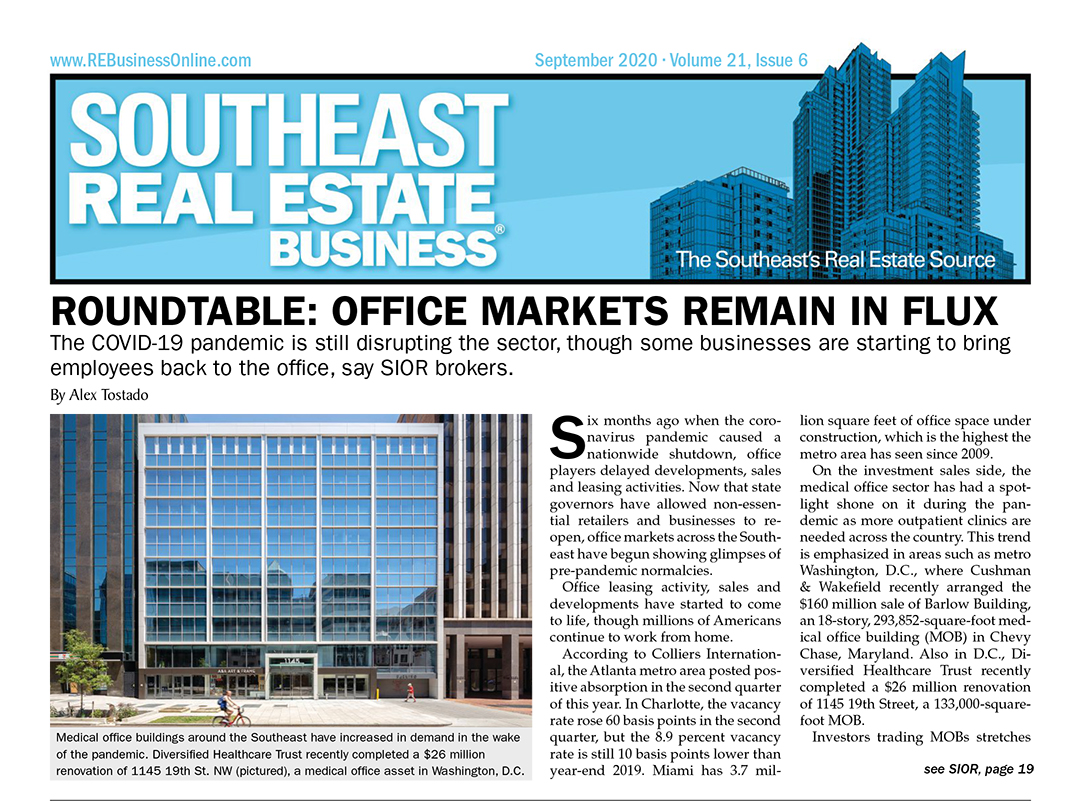image of an article from southeast real estate business